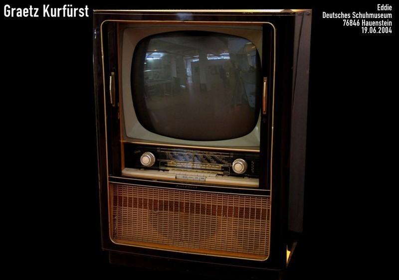 Fernseher 1960